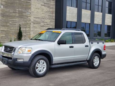 2010 Ford Explorer Sport Trac for sale at FRESH TREAD AUTO LLC in Springville UT