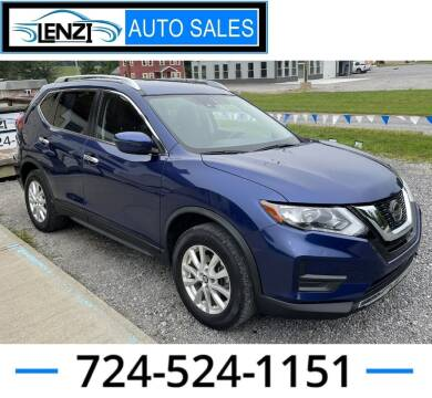 2020 Nissan Rogue for sale at LENZI AUTO SALES in Sarver PA