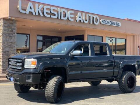 2014 GMC Sierra 1500 for sale at Lakeside Auto Brokers in Colorado Springs CO