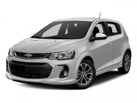 2017 Chevrolet Sonic for sale at Mike Murphy Ford in Morton IL