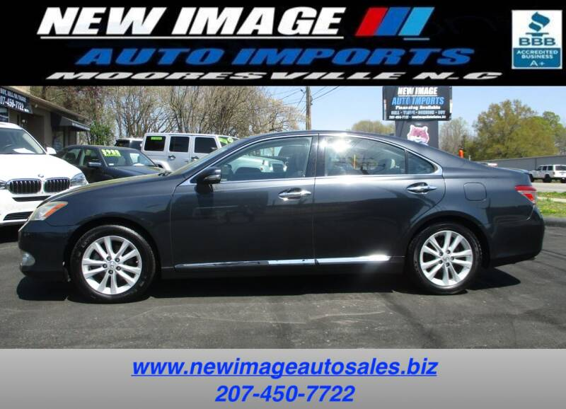 2010 Lexus ES 350 for sale at New Image Auto Imports Inc in Mooresville NC
