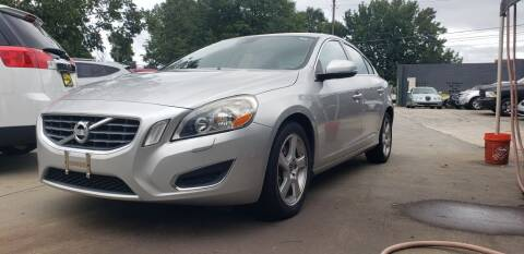 2012 Volvo S60 for sale at On The Road Again Auto Sales in Doraville GA