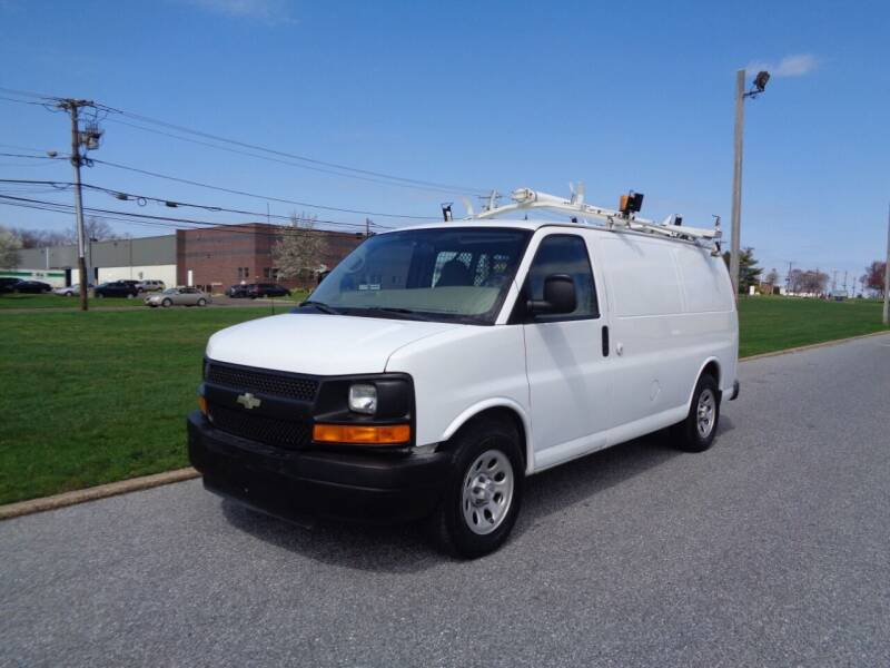 2009 Chevrolet Express Cargo for sale at Rt. 73 AutoMall in Palmyra NJ