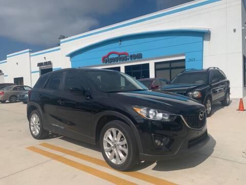 2013 Mazda CX-5 for sale at ETS Autos Inc in Sanford FL