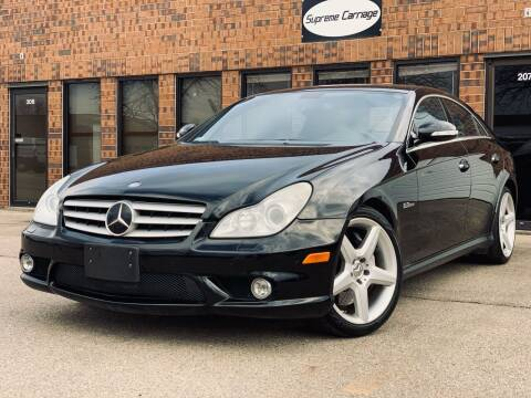 2008 Mercedes-Benz CLS for sale at Supreme Carriage in Wauconda IL