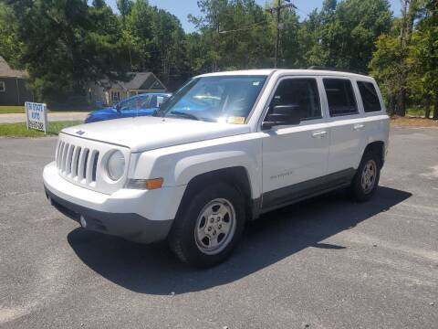2013 Jeep Patriot for sale at Tri State Auto Brokers LLC in Fuquay Varina NC
