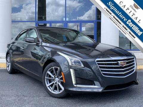 2018 Cadillac CTS for sale at Southern Auto Solutions - Capital Cadillac in Marietta GA