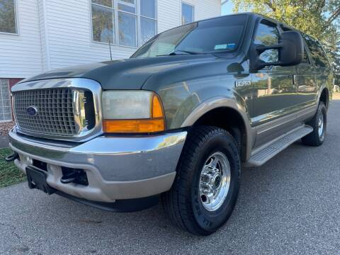 2001 Ford Excursion for sale at Prime Auto Sales in Uniontown OH
