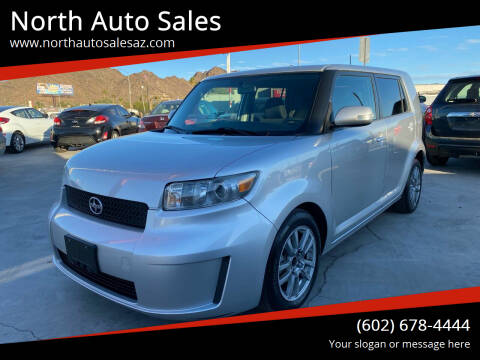 2008 Scion xB for sale at North Auto Sales in Phoenix AZ