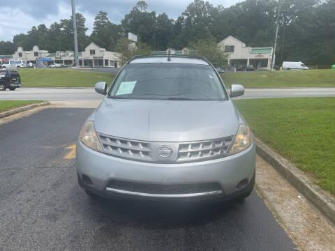 2006 Nissan Murano for sale at BRAVA AUTO BROKERS LLC in Clarkston GA