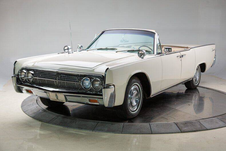 1963 Lincoln Continental for sale at Duffy's Classic Cars in Cedar Rapids IA