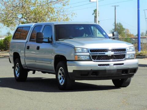 2006 Chevrolet Silverado 1500 for sale at General Auto Sales Corp in Sacramento CA