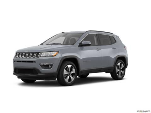 2018 Jeep Compass for sale at Bald Hill Kia in Warwick RI