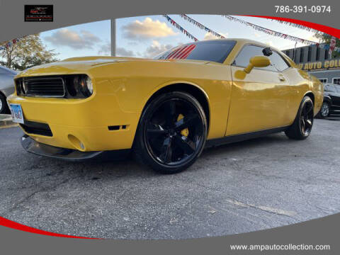 2010 Dodge Challenger for sale at Amp Auto Collection in Fort Lauderdale FL
