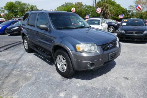 2005 Ford Escape for sale at J Linn Motors in Clearwater FL