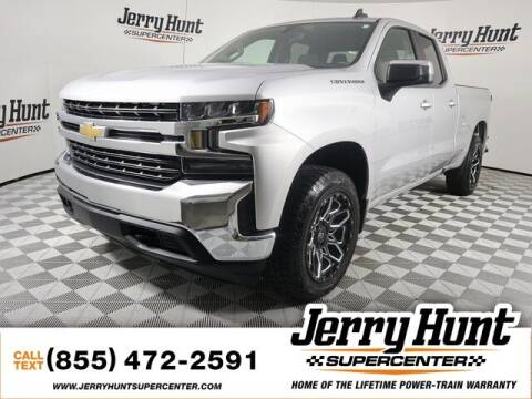 2020 Chevrolet Silverado 1500 for sale at Jerry Hunt Supercenter in Lexington NC