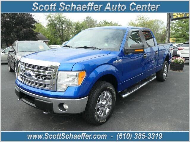 2012 Ford F-150 for sale at Scott Schaeffer Auto Center in Birdsboro PA