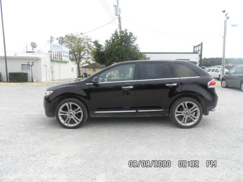 2013 Lincoln MKX for sale at Town and Country Motors in Warsaw MO