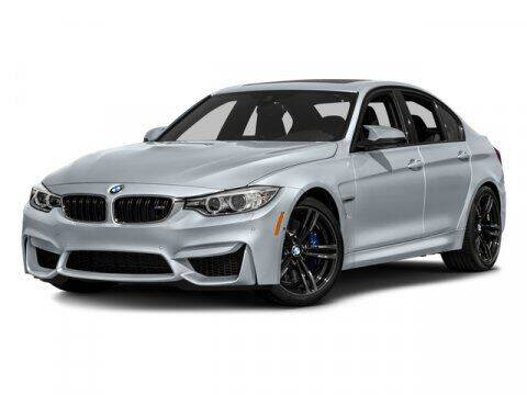 2016 BMW M3 for sale at Park Place Motor Cars in Rochester MN