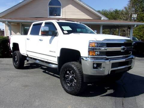 2016 Chevrolet Silverado 2500HD for sale at Adams Auto Group Inc. in Charlotte NC