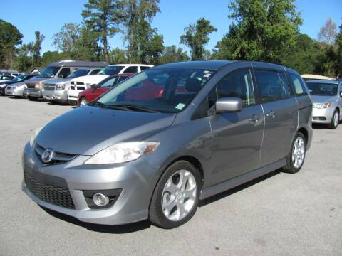 2010 Mazda MAZDA5 for sale at Pure 1 Auto in New Bern NC