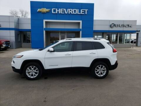 2017 Jeep Cherokee for sale at Finley Motors in Finley ND
