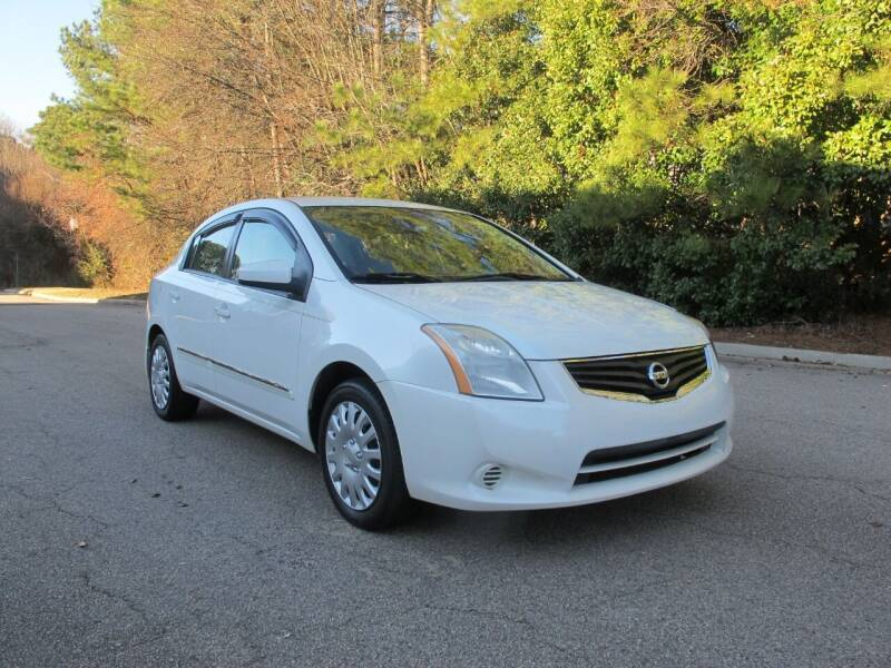 2011 Nissan Sentra for sale at Best Import Auto Sales Inc. in Raleigh NC