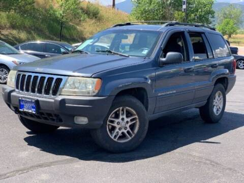 2003 Jeep Grand Cherokee for sale at Lakeside Auto Brokers in Colorado Springs CO