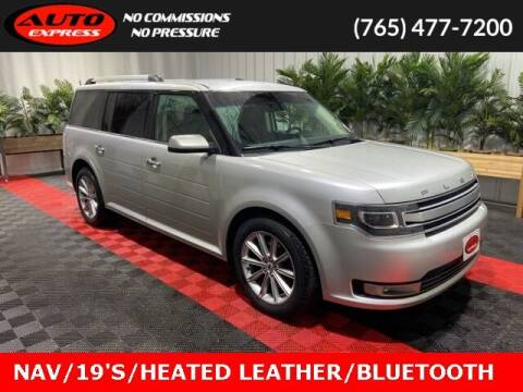 2014 Ford Flex for sale at Auto Express in Lafayette IN