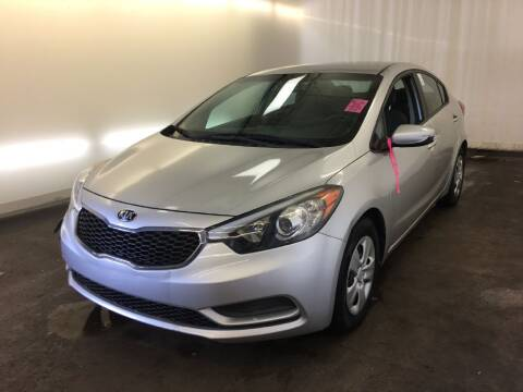 2015 Kia Forte for sale at Doug Dawson Motor Sales in Mount Sterling KY