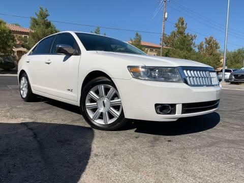 2008 Lincoln MKZ for sale at Boktor Motors in Las Vegas NV