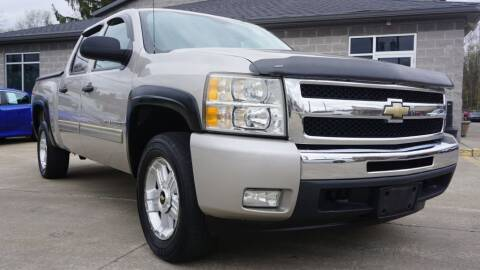 2009 Chevrolet Silverado 1500 for sale at World Auto Net in Cuyahoga Falls OH