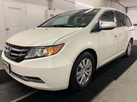 2016 Honda Odyssey for sale at TOWNE AUTO BROKERS in Virginia Beach VA