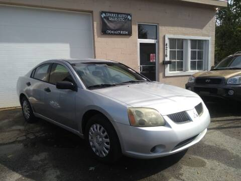 2006 Mitsubishi Galant for sale at Sparks Auto Sales Etc in Alexis NC