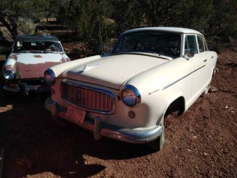 1960 AMC Rambler for sale at Classic Car Deals in Cadillac MI