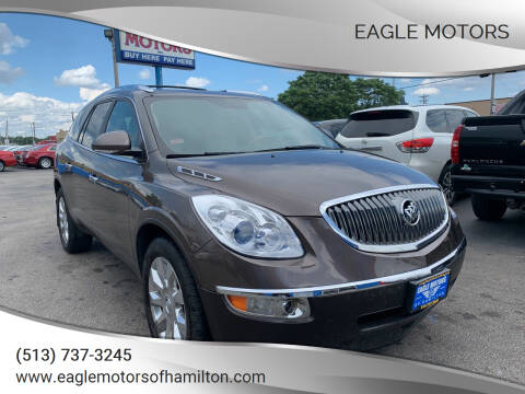 2012 Buick Enclave for sale at Eagle Motors in Hamilton OH
