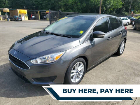 2018 Ford Focus for sale at TR Motors in Opelika AL
