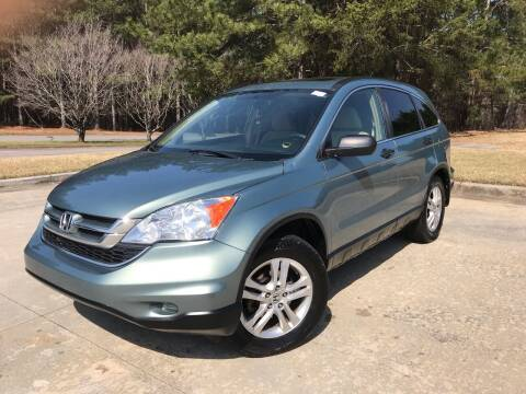 2010 Honda CR-V for sale at el camino auto sales - Global Imports Auto Sales in Buford GA