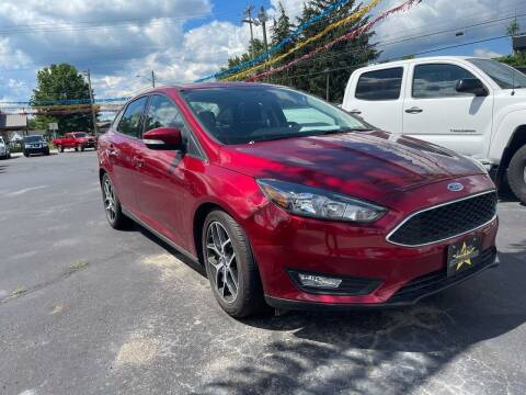 2017 Ford Focus for sale at Auto Exchange in The Plains OH