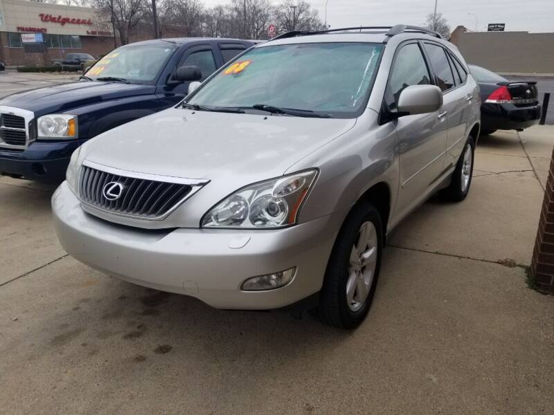 2008 Lexus RX 350 for sale at Madison Motor Sales in Madison Heights MI