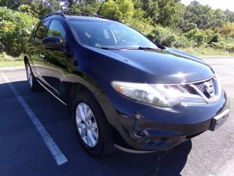 2012 Nissan Murano for sale at J & D Auto Sales in Dalton GA