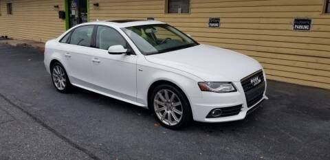 2012 Audi A4 for sale at Cars Trend LLC in Harrisburg PA