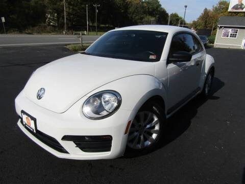 2018 Volkswagen Beetle for sale at Guarantee Automaxx in Stafford VA
