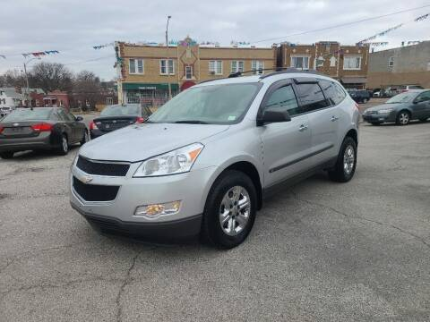 2010 Chevrolet Traverse for sale at StarsNStripes Auto in Saint Louis MO