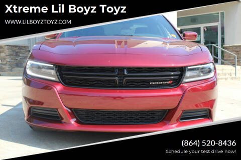 2019 Dodge Charger for sale at Xtreme Lil Boyz Toyz in Greenville SC