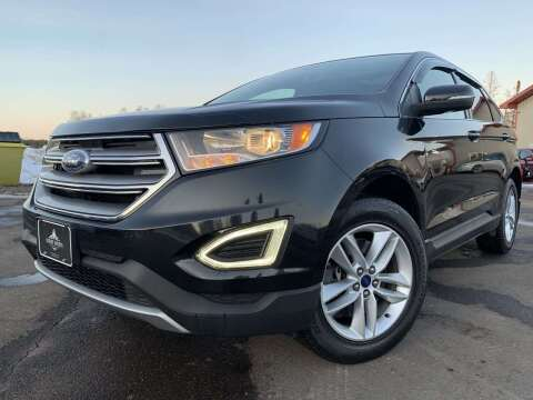2015 Ford Edge for sale at LUXURY IMPORTS in Hermantown MN