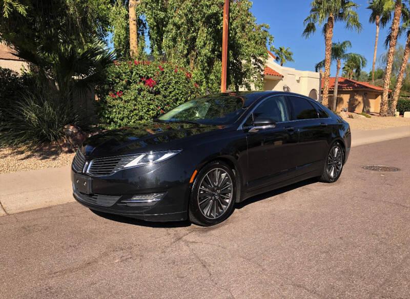 2015 Lincoln MKZ Hybrid for sale at Arizona Hybrid Cars in Scottsdale AZ