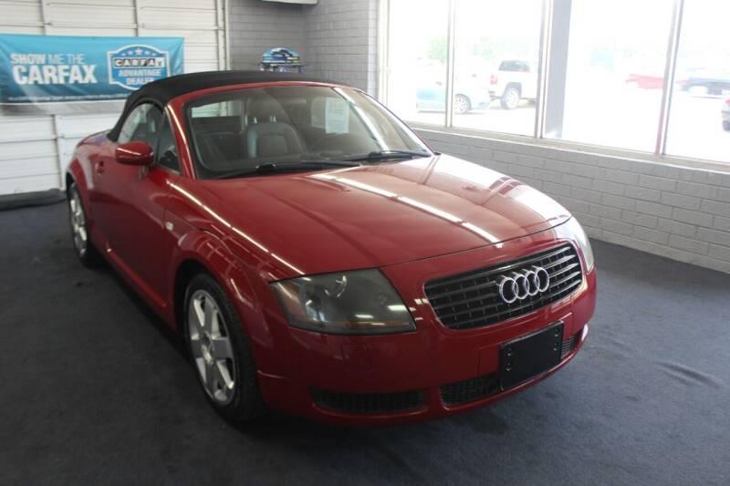 2001 Audi TT for sale at Drive Auto Sales in Matthews NC