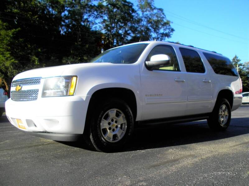 2012 Chevrolet Suburban for sale at Auto Brite Auto Sales in Perry OH