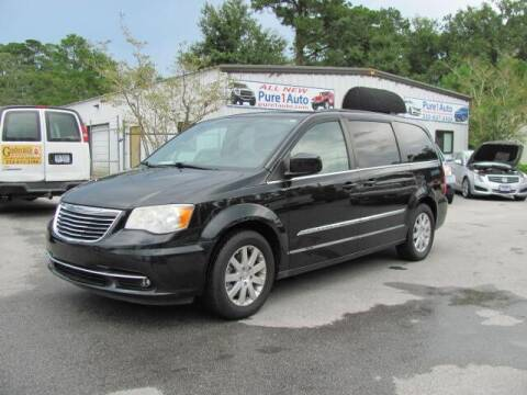 2014 Chrysler Town and Country for sale at Pure 1 Auto in New Bern NC